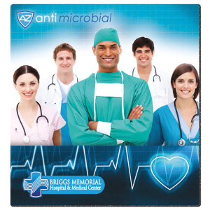 BIC® Antimicrobial Mouse Pad