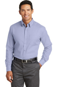 Red House® Non-Iron Diamond Dobby Shirt - Men's