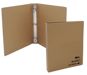 "8.5"" x 11"" Hard Cover 3-Ring Binder"