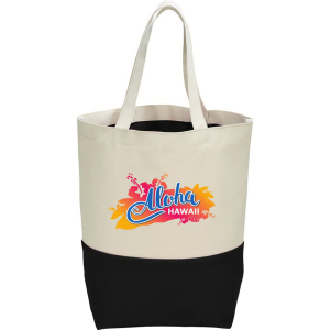 10 oz. Cotton Color Pop Tote