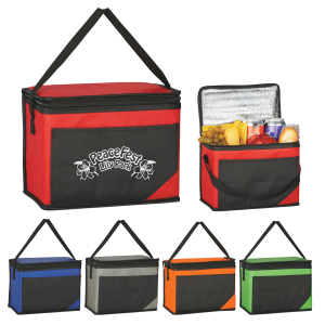 Non-Woven Chow Time Kooler Bag