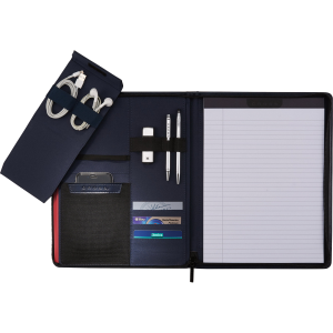 Cross® Classic Zippered Padfolio Bundle Set